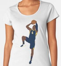 Victor Oladipo Fade Women's Premium T-Shirt