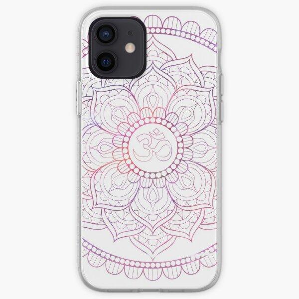 Pink Lotus iPhone Soft Case