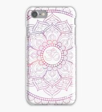 Pink Lotus iPhone Case/Skin