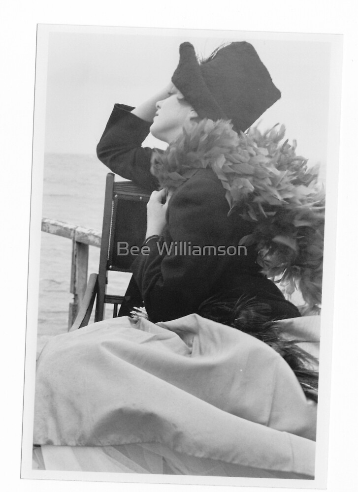 Dreaming in B&W by Bee Williamson