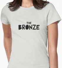 The Bronze (Buffy) Women's Fitted T-Shirt