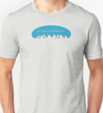 Wave Cloud Variant Slim Fit T-Shirt