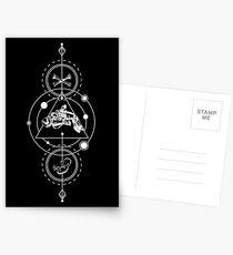 2001: Eine Odyssee im Weltraum Postkarten