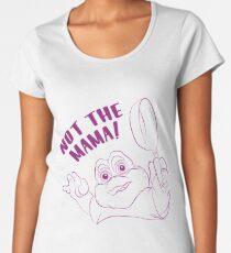 BABY SINCLAIR - DINOSAURS Women's Premium T-Shirt