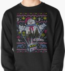 There is no Santa, only Zuul Pullover Sweatshirt