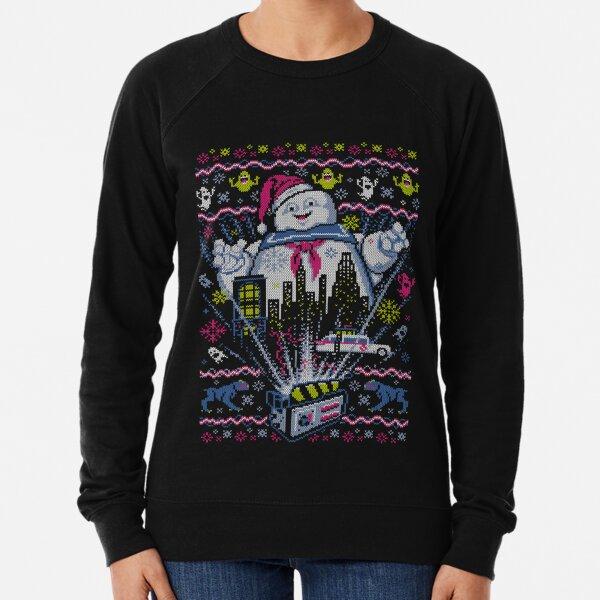 There is no Santa, only Zuul Lightweight Sweatshirt
