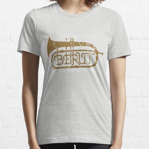 Beirut: Vagabond - EE. UU. Camiseta esencial