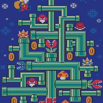 It's a tree, Mario! by DJKopet