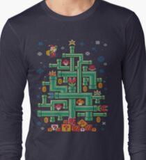 It's a tree, Mario! Long Sleeve T-Shirt