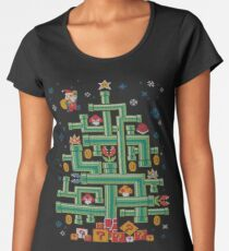 It's a tree, Mario! Women's Premium T-Shirt