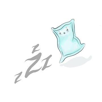 Chasing Sleep by sunnyTimeDesign