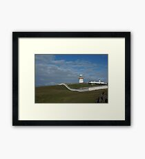 St Johns Point Lighthouse (Co. Donegal) Framed Print