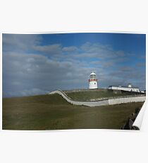 St Johns Point Lighthouse (Co. Donegal) Poster