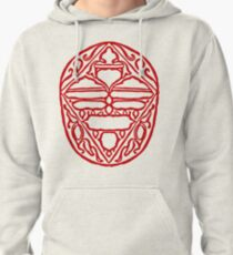 Inscription Pullover Hoodie