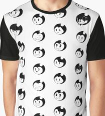 Bendy's expressions Graphic T-Shirt