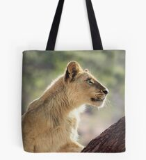 Lady Lioness Tote Bag