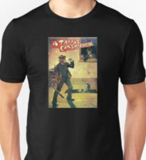 Original Pulp Fiction Cover from the 1800s T-Shirt