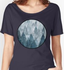 Clear Winter Women's Relaxed Fit T-Shirt