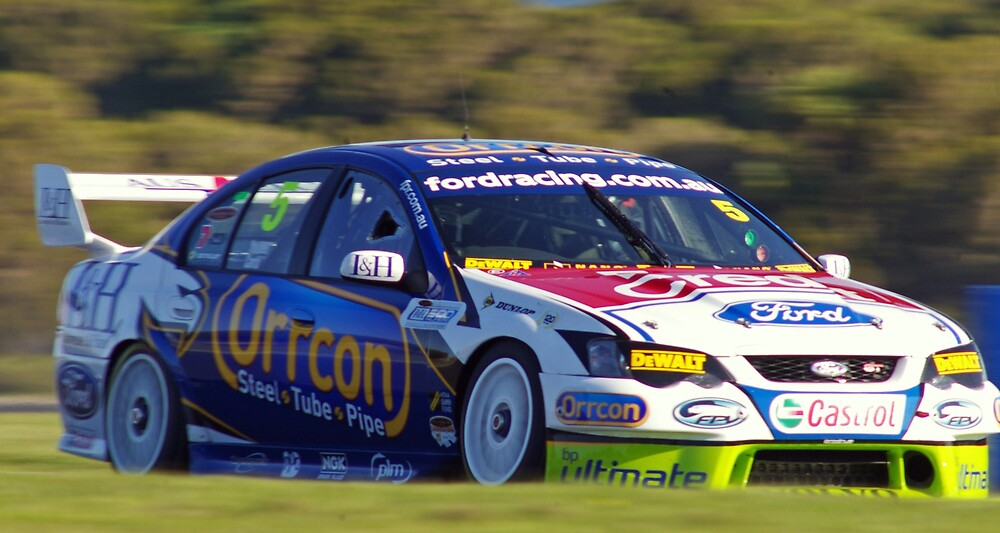 Canto and Youlden - Phillip Island 2008 by Trackworz