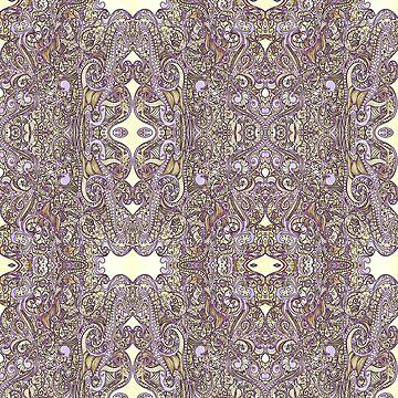 Swirling Leaves  by Mastiff-Studios