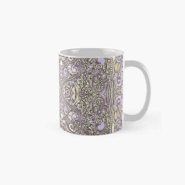 Swirling Leaves  Classic Mug