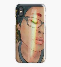 i found a rainbow iPhone Case/Skin