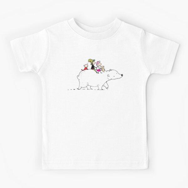 Bear Back Kids T-Shirt