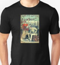 Original Artwork: A Guide to London - 1800s T-Shirt