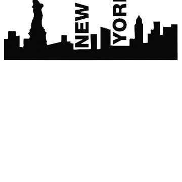 NEW YORK Style by thatstickerguy