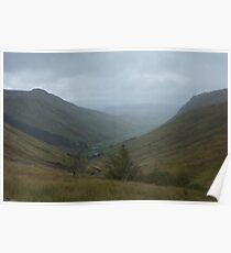 Glengesh Pass, Co. Donegal Ireland Poster