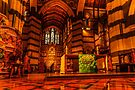 St Paul's Melbourne 2 by Werner Padarin