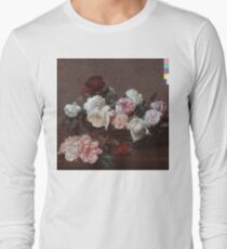 New Order - Power Corruption & Lies Long Sleeve T-Shirt