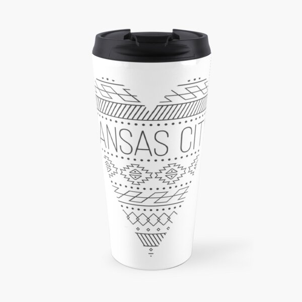 Kansas City Love, KCMO, KC Travel Mug