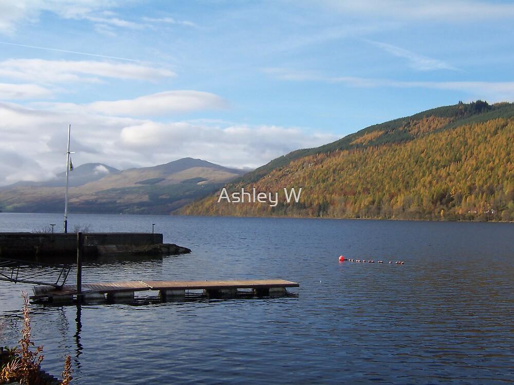 Loch Tay by Ashley W