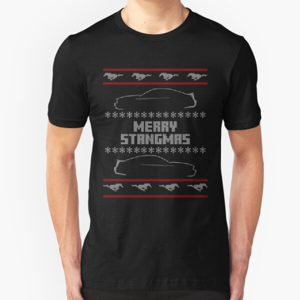 Merry Stangmas - s197 Version Slim Fit T-Shirt