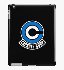 Capsule Corps Merchandise iPad Case/Skin