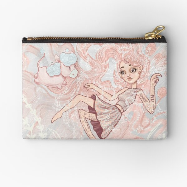 In a Dream with Jeffie Zipper Pouch