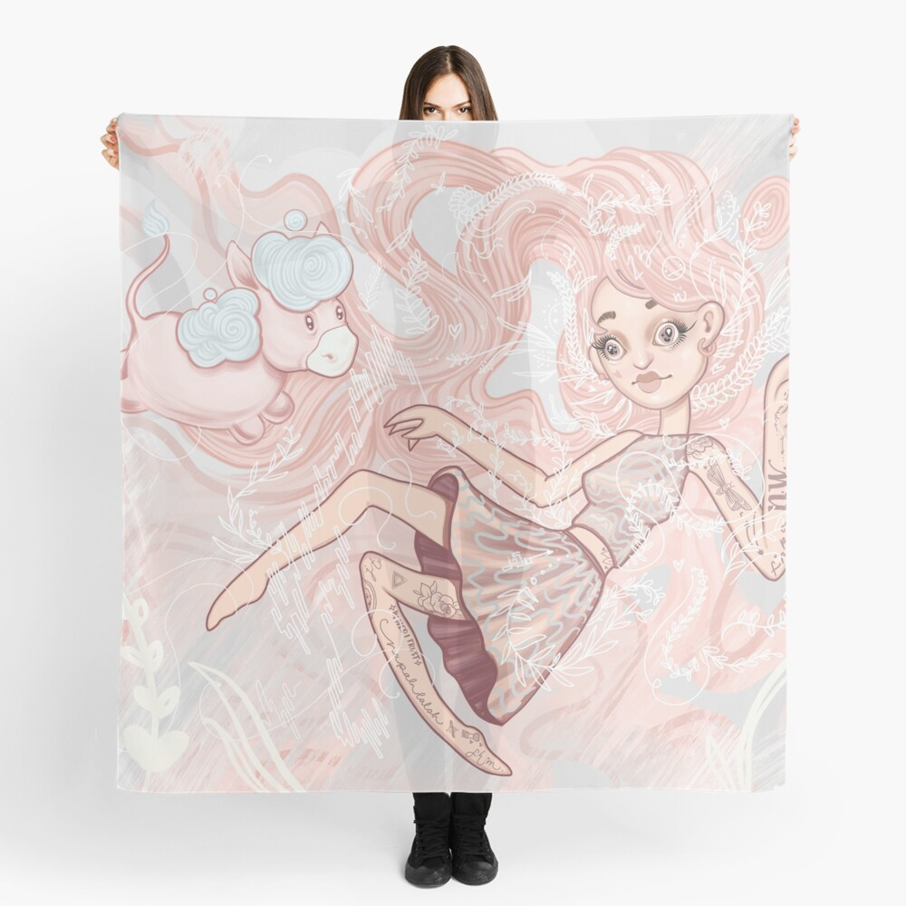 In a Dream with Jeffie Scarf