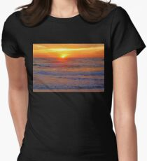 Sizzle – Sunset On The Gulf of Mexico T-Shirt