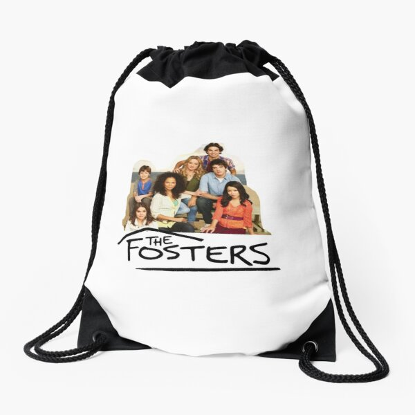 The Fosters Drawstring Bag