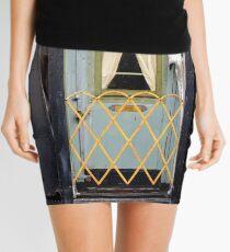 door gate Mini Skirt
