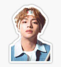 """""""Unbelievable"""", Taehyung Sticker Sticker"""
