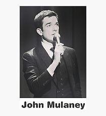 John Mulaney Photographic Print