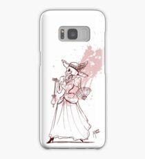 Calavera Catrina - Memento Mori Samsung Galaxy Case/Skin