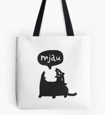 Mjau Tote Bag