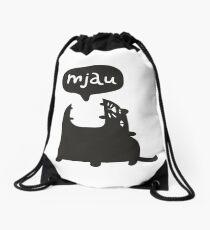 Mjau Drawstring Bag