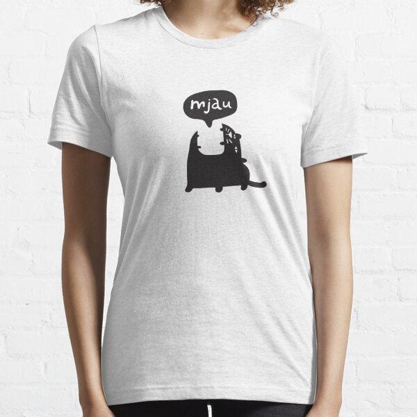 Mjau Essential T-Shirt