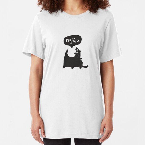 Mjau Slim Fit T-Shirt