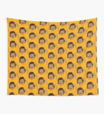 Get That Corn Out Of My Face Wall Tapestry