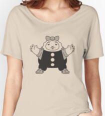 Big Eggart Women's Relaxed Fit T-Shirt